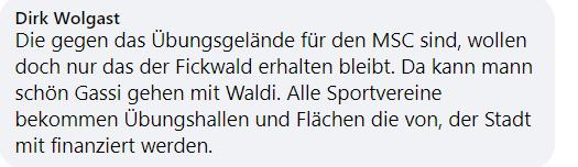 Beitrag Dirk Wolgast