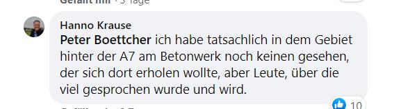 Beitrag Hanno Krause