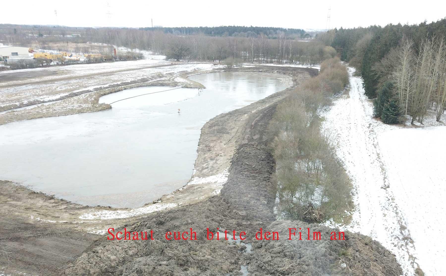 Naturzerstörung in Kaltenkirchen